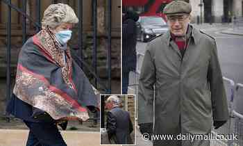 Sir Malcolm Rifkind gives evidence in trial of Court of Appeal judge's widow accused of sexual abuse