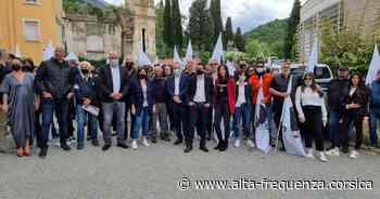 Fà Nazione : Corsica Libera présente sa liste à Corte - Alta Frequenza