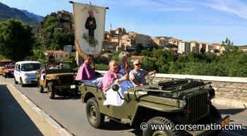 Les célébrations de San Teofalu retrouvent Corte le 19 mai - Corse-Matin