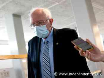 Bernie Sanders demands Biden take a 'hard look' at Israel aid as 28 Democratic senators demand ceasefire