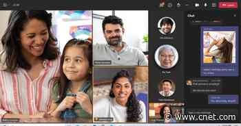 Free, personal version of Microsoft Teams takes on Zoom with all-day video calls     - CNET