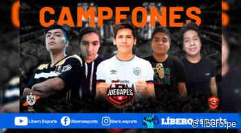 PES 2021: Universidad San Martín Esports campeón 5vs5 Claro gaming X JUEGAPES - Libero.pe