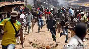 Scores Injured As Youths Clash In Minna - LEADERSHIP NEWS