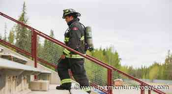 It's a long way to the top for a Grande Prairie firefighter - Fort McMurray Today