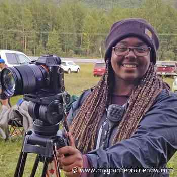 Local filmmaker gearing up for national training program - My Grande Prairie Now