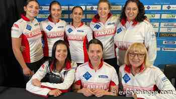 Grande Prairie coach reflects on time in Calgary curling bubble - EverythingGP
