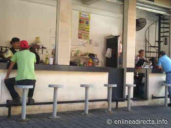Locatarios del área gastronómica tuvieron que comprar agua de Pueblo Viejo, Veracruz - EnLíneaDirecta.info