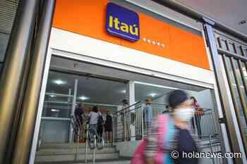 El banco Itaú gana un 60 % más hasta marzo impulsado por avance del crédito - Hola News
