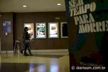 Com público acima do esperado, cinema reabre em Santa Maria - Diário de Santa Maria