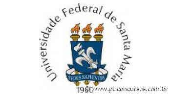UFSM anuncia novo Processo Seletivo para docente no campus de Santa Maria - PCI Concursos