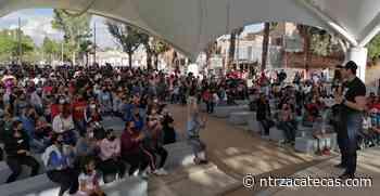 Apoyan habitantes de La Purísima a Julio César Chávez - NTR Zacatecas .com