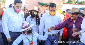 Visita Anaya Noria de Ángeles, Loreto y Ojocaliente - NTR Zacatecas .com