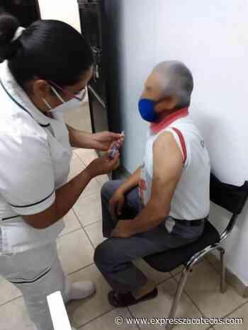 Vacuna anticovid, en cárceles de Jerez y Ojocaliente - Express Zacatecas