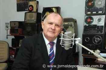 Morre o radialista Fred Ullrich, aos 71 anos - Jornal de Pomerode