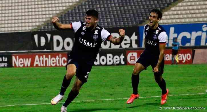 ¡Nuevo puntero! San Martín venció 1-0 a Cienciano y es líder del Grupo A de la Liga 1 - Futbolperuano.com