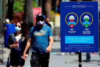 California won't lift its mask requirement for another month