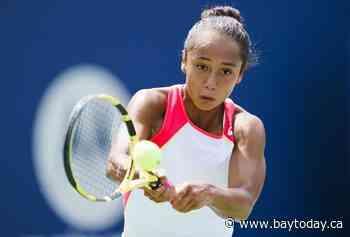 Canadian Leylah Annie Fernandez wins first-round match at Serbia Open