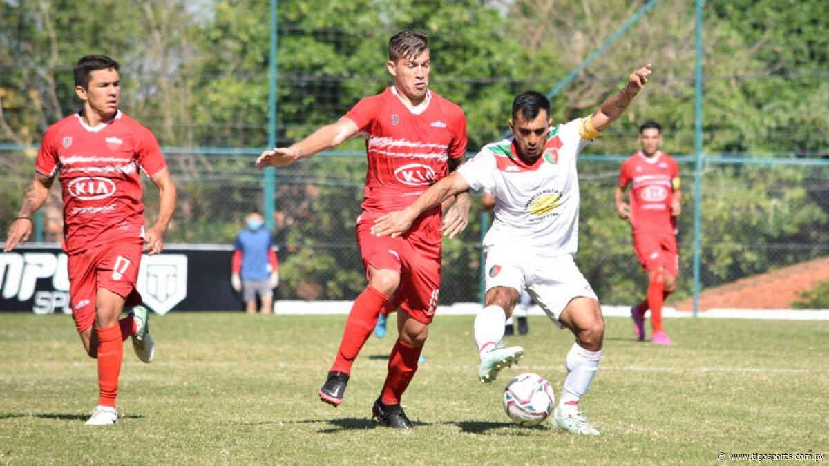Resumen del juego Fernando de la Mora 0-0 Fulgencio Yegros - Tigo Sports