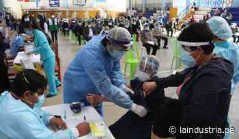 Vacunarán a más de 2 mil mayores de 70 años en Otuzco - La Industria.pe