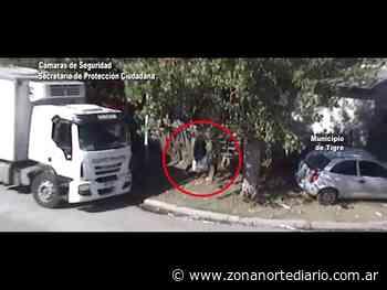Troncos del Talar: el COT detuvo a un hombre que agredió a su pareja lanzándole objetos a la cara - Zona Norte Diario Online