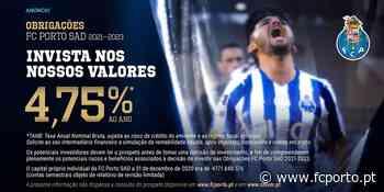 Notícias - FC Porto lança empréstimo obrigacionista - FC Porto
