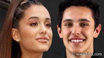 Ariana Grande Got Married to Dalton Gomez this Weekend