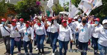 Para Santa Lucía del Camino, Lety Cruz ofrece un Gobierno de resultados, de puertas abiertas y cercano a la gente (08:30 h) - ADNl sureste