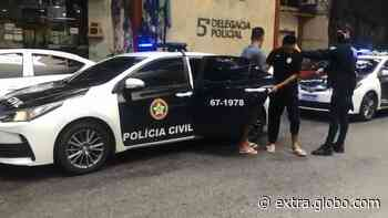 Polícia prende acusados de roubo na Ilha Grande, em Angra dos Reis - Extra