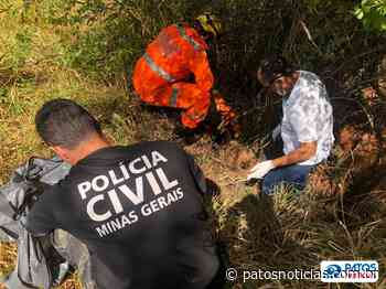 Ossada encontrada na BR-365 pode ser de desaparecido em Lagoa Formosa - Patos Notícias
