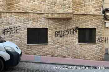 """La Comunidad judía condena la pintada en la sinagoga y no consiente que se les """"señale"""" - Ceuta Actualidad"""