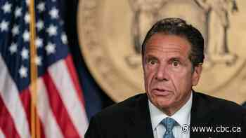New York Gov. Andrew Cuomo set to earn $5M US from pandemic leadership book