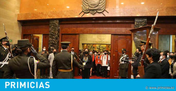 No hay pacto con Creo, nosotros vamos a fiscalizar: Guadalupe Llori - Primicias