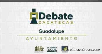 Debate entre candidatos a la presidencia municipal de Guadalupe - NTR Zacatecas .com