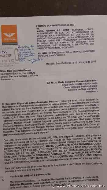 Podrían destituir a Guadalupe Mora en las próximas horas - El Mexicano Gran Diario Regional