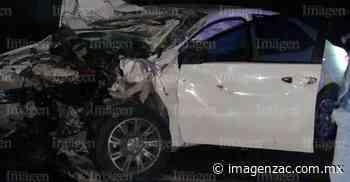 Conductor en estado de ebriedad choca contra una camioneta en Guadalupe - Imagen de Zacatecas, el periódico de los zacatecanos