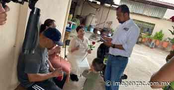Elecciones Zacatecas 2021: Festeja Osvaldo Ávila a las madres de Guadalupe - Imagen de Zacatecas, el periódico de los zacatecanos