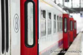 Hinder op spoor tussen Brussel en Leuven door ongeval in Herent - Het Nieuwsblad