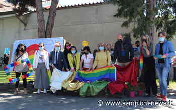 La discriminazione inizia dalle scuole? A Rho no. Inaugurata la panchina arcobaleno - Sempione News
