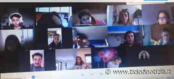 Rho, giovani studenti 'a scuola' da Roberto Lipari di Striscia la Notizia - Ticino Notizie