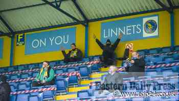 Linnets release ticket details for Solihull and Aldershot - Eastern Daily Press