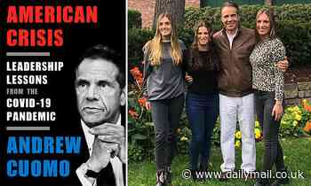 Andrew Cuomo was paid $5m for his COVID book and donated $500k to charity