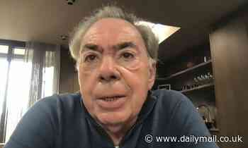 Andrew Lloyd Webber calls 'selfish' people refusing to have Covid vaccine 'as bad as drink-drivers'