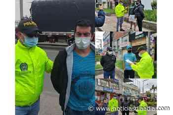 Capturan acusados de vandalismo contra peaje en Sibaté, Cundinamarca - Noticias Día a Día