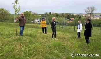 Bruchsal   Streuobstwiesenkindergarten - Landfunker