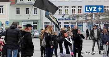 Proteste in Borna und Grimma – Anzeigen liegen vor - Leipziger Volkszeitung