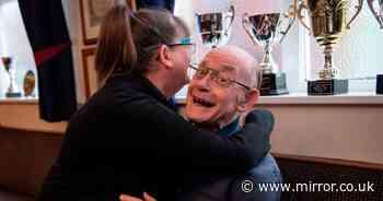 Cancer survivor visits pub after 14 months as barman asks 'are you still alive?'