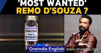 Remo D'Souza, Remdesivir, Remo D'Sivir? Funny mix up goes viral - Oneindia