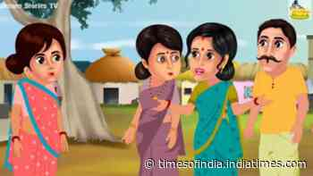 Watch Popular Children Hindi Funny Comedy Story 'Kidnapper Witch' for Kids - Check out Fun Kids Nursery Rhymes And Baby Songs In Hindi - Times of India