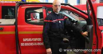 Rognac : un nouveau chef au centre de secours - La Provence