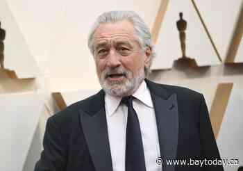 De Niro says leg injury may prevent Tribeca fest appearance
